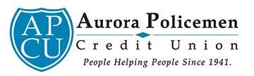 Aurora Policemen Credit Union Logo